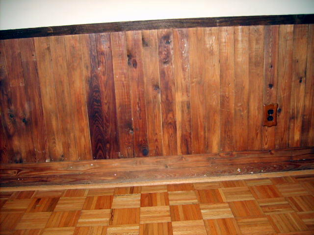 This Is Wainscot In House From Flooring Old Homes Savannah GA Dating To The Early 1900s That Were Removed And Use Through Out Our Home